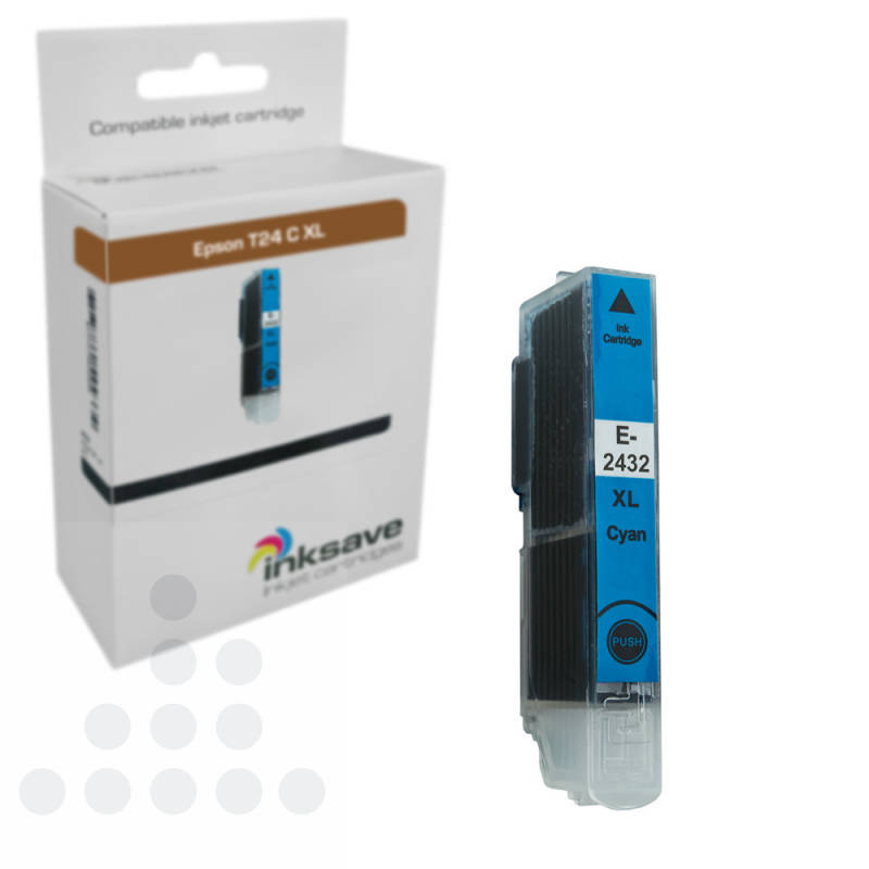 Inksave Epson T24C XL
