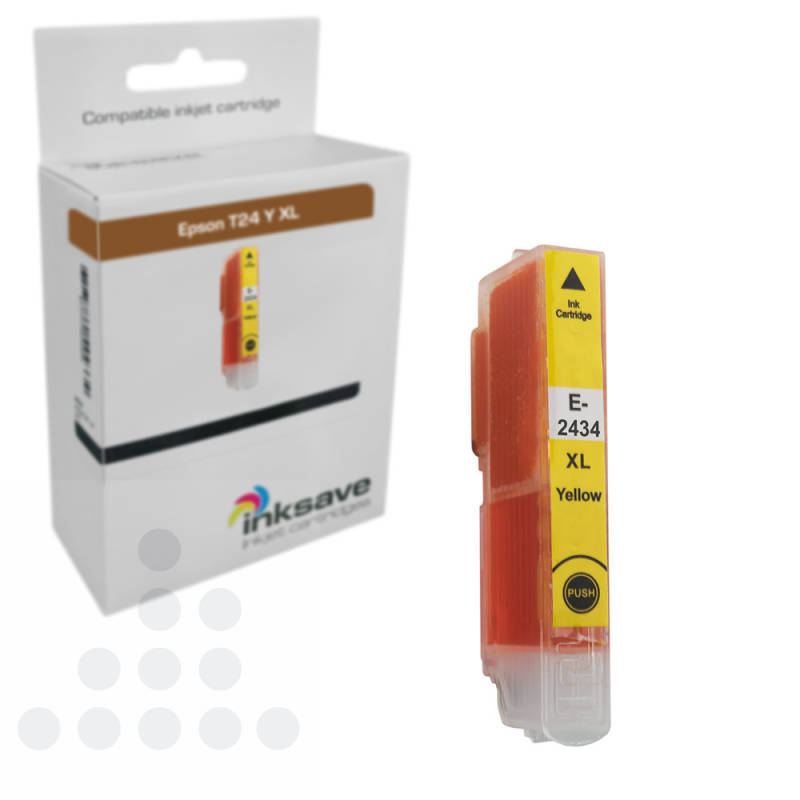Inksave Epson T24Y XL
