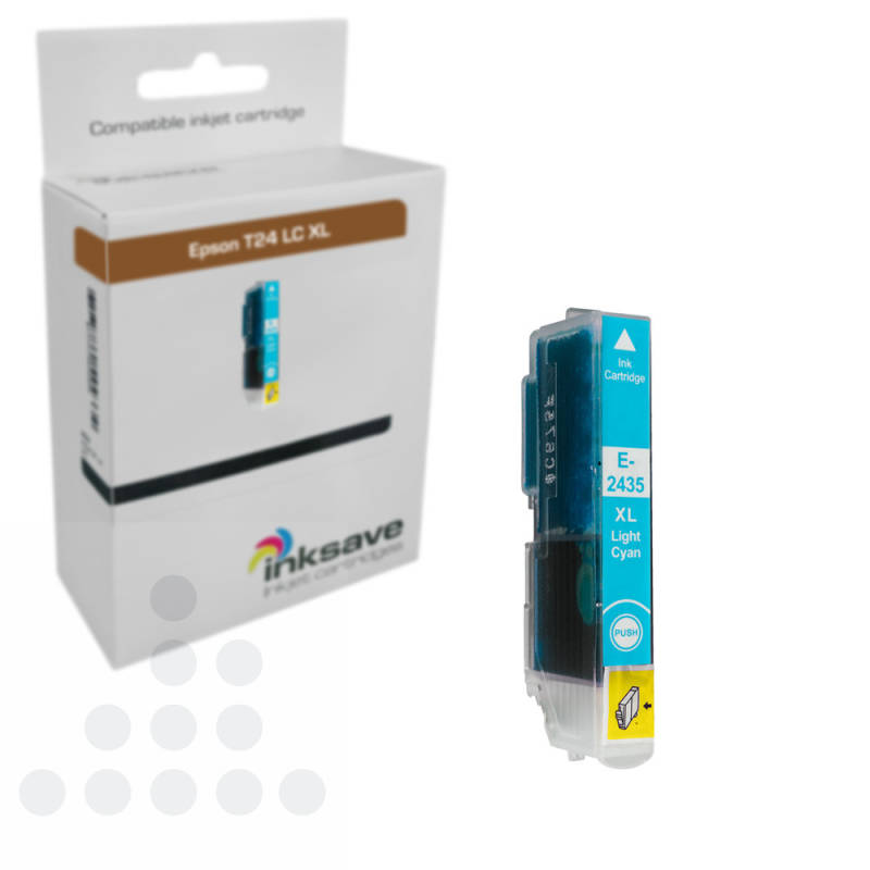 Inksave Epson T24LC XL