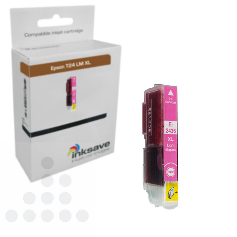 Inksave Epson T24LM XL
