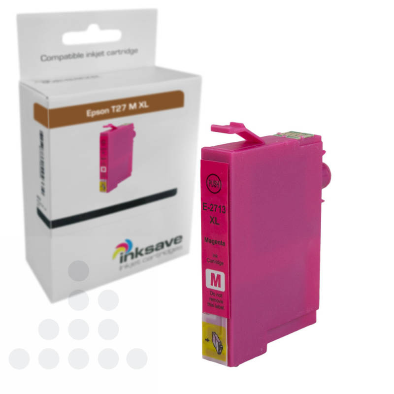 Inksave Epson T27M XL