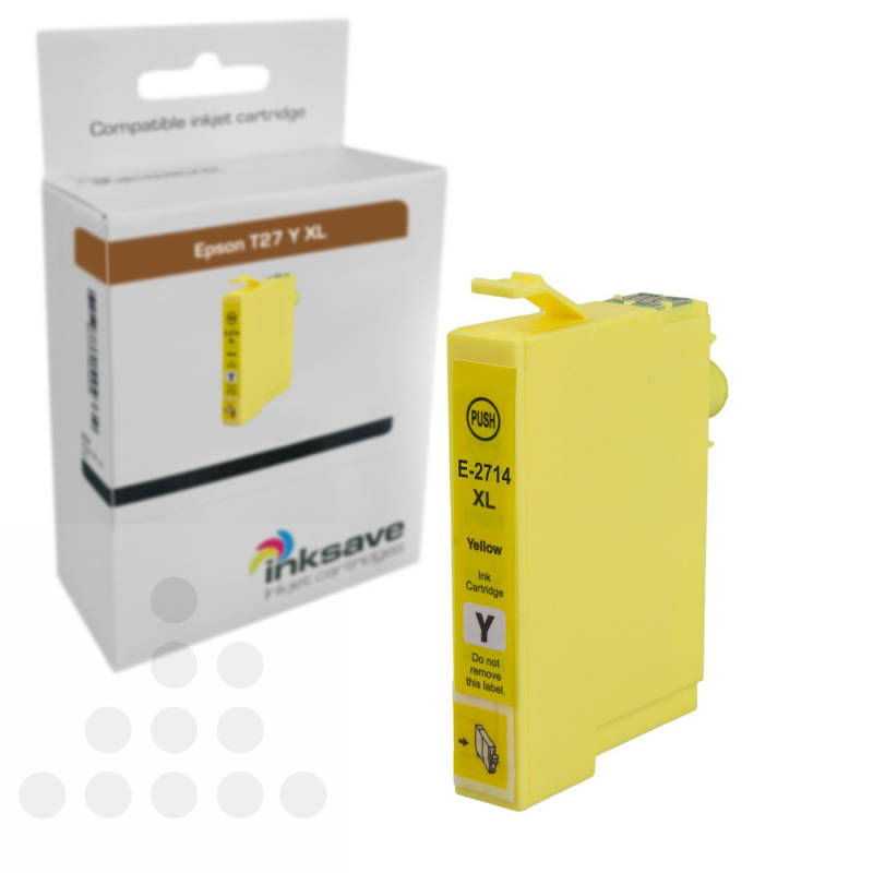 Inksave Epson T27Y XL