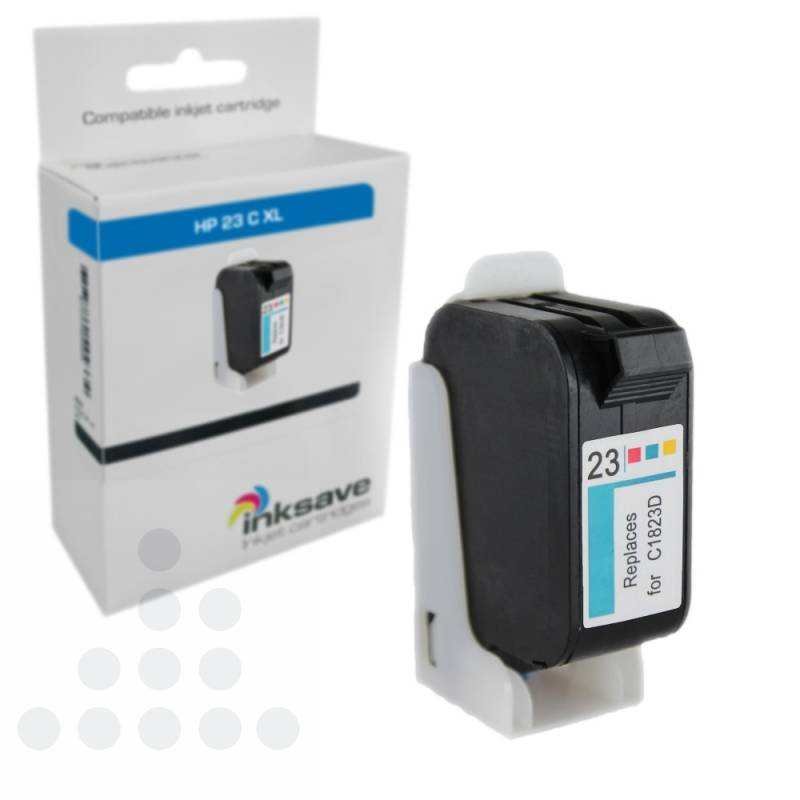 Inksave HP 23 C