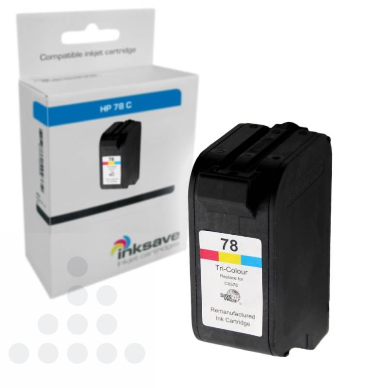 Inksave HP 78 C