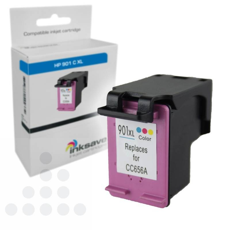 Inksave HP 901 C XL