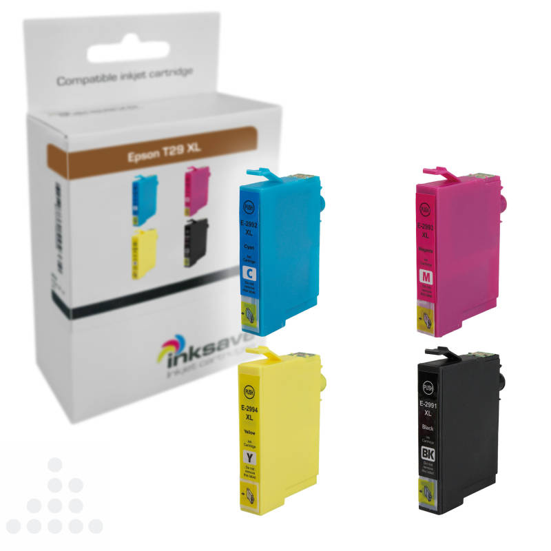 Inksave Epson T29 XL Multipack