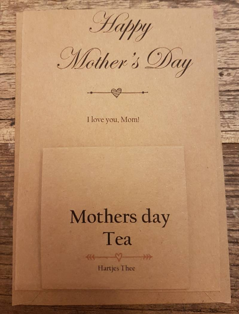 1014 Happy Mother's day   + envelop