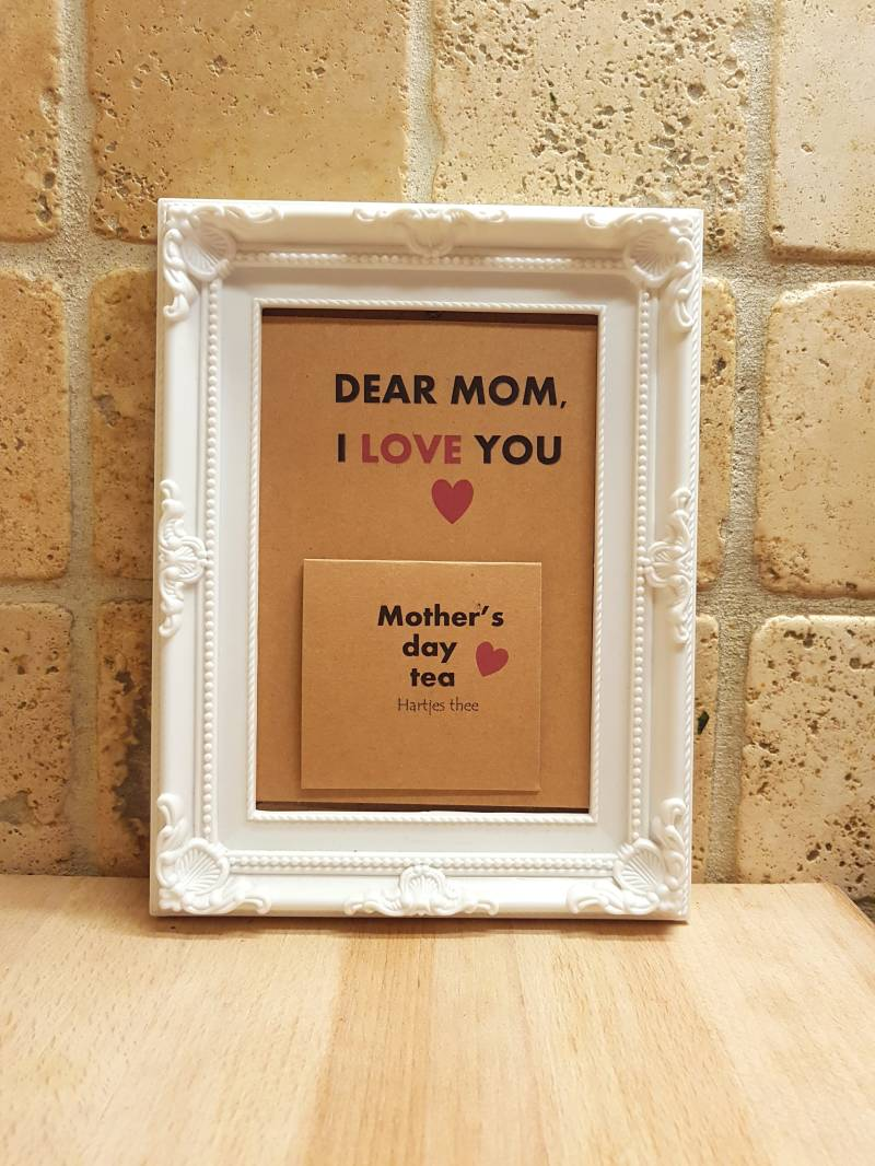 1004 Dear Mom I love you    + envelop