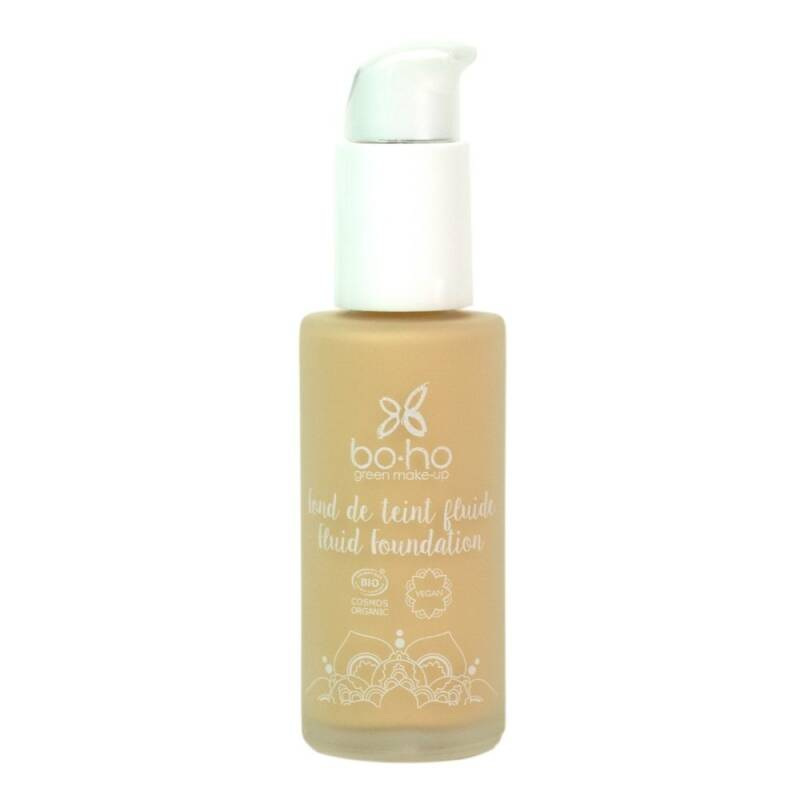 Liquid Foundation vegan - Boho - 30 ml - Ivory nr 2