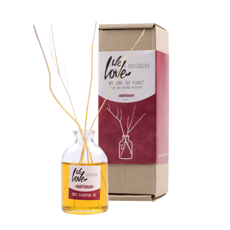 Diffuser - Warm Winter - 50 ml - We love the planet