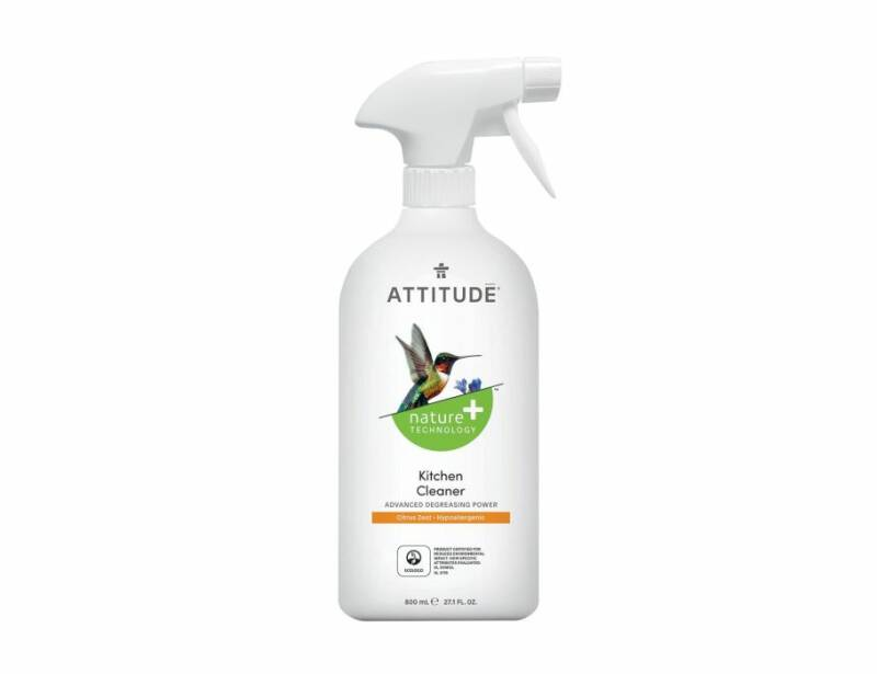 Attitude - Keukenreinger spray - 800ml