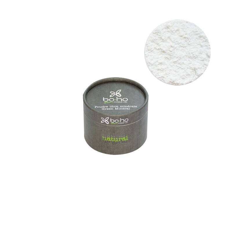 Mineral loose powder - Boho - Translucent white nr 5