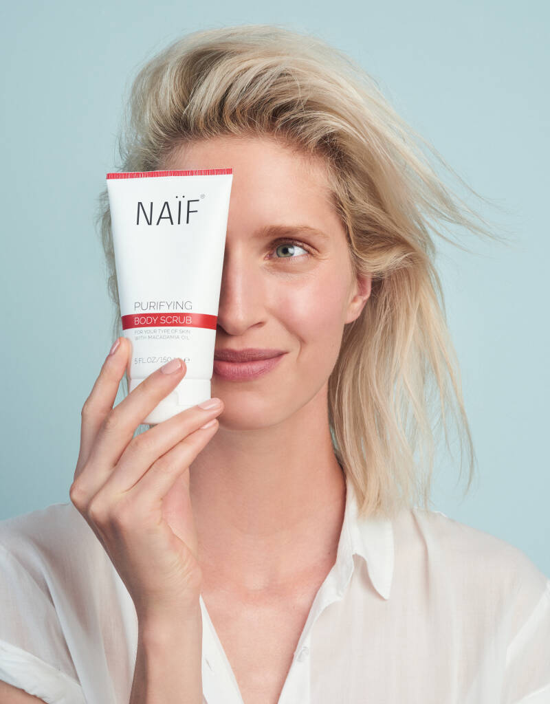 Naïf | Purifying Body Scrub