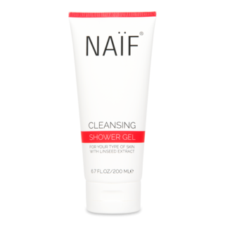 Naïf | Cleansing shower gel