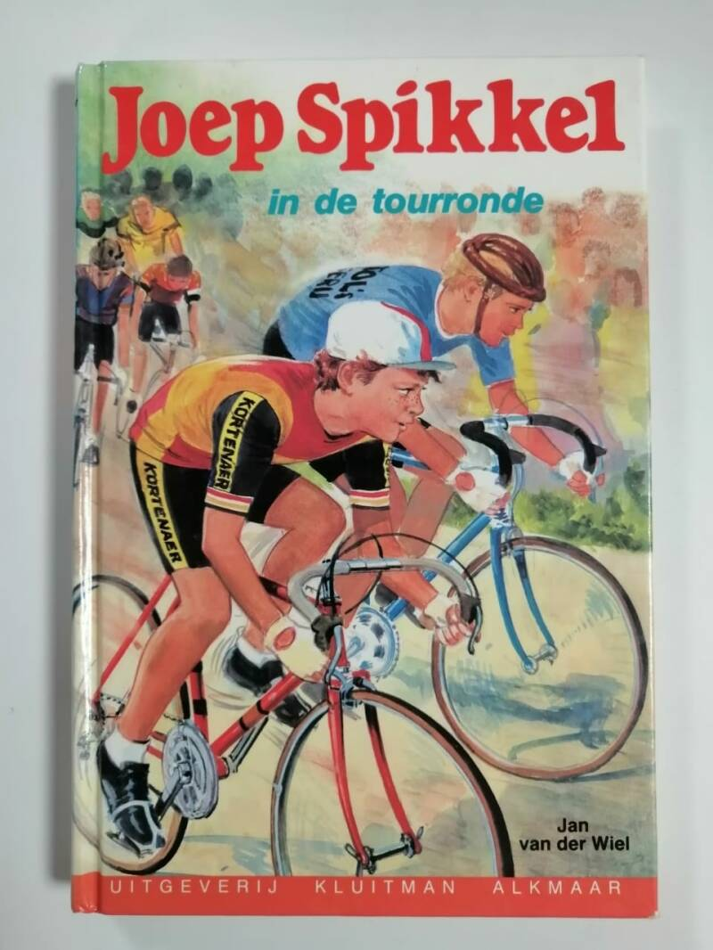 Joep Spikkel in de tourronde