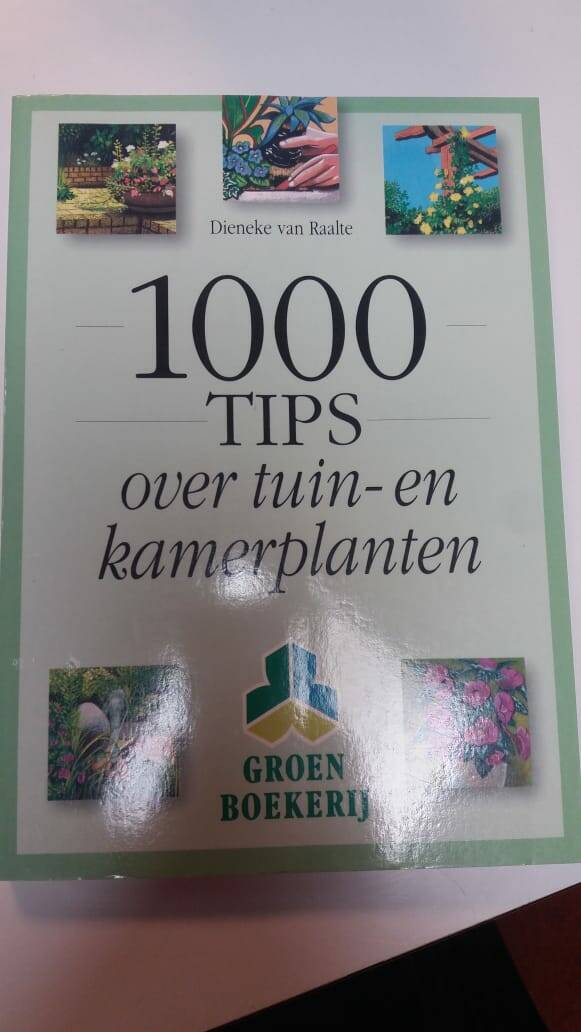 1000 tips over tuin-en kamerplanten
