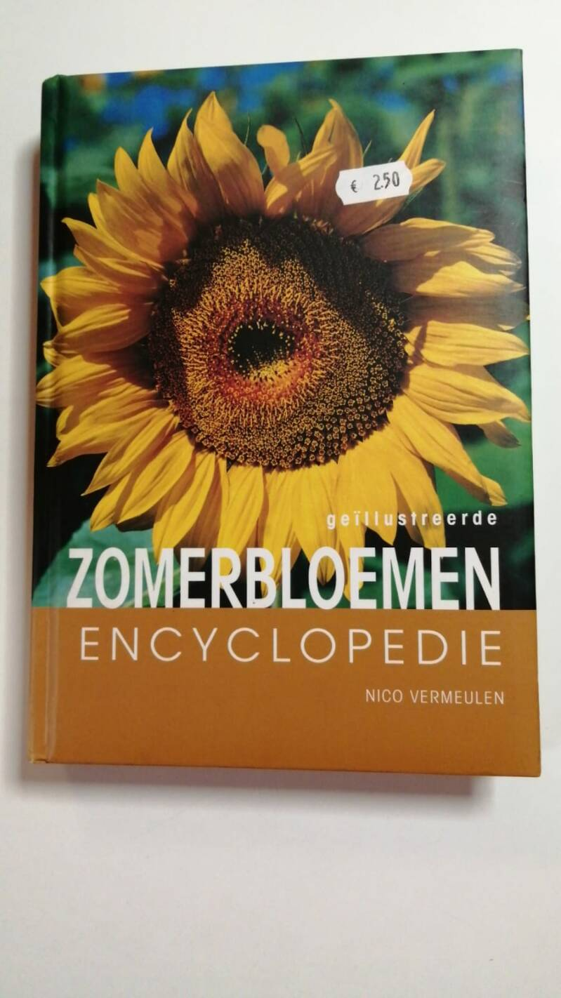 Zomerbloemen encyclopedie