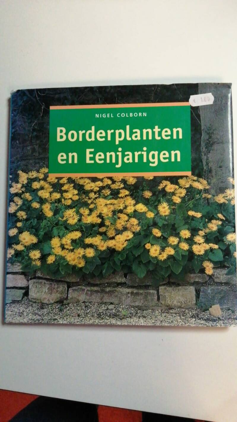 Borderplanten en Eenjarigen