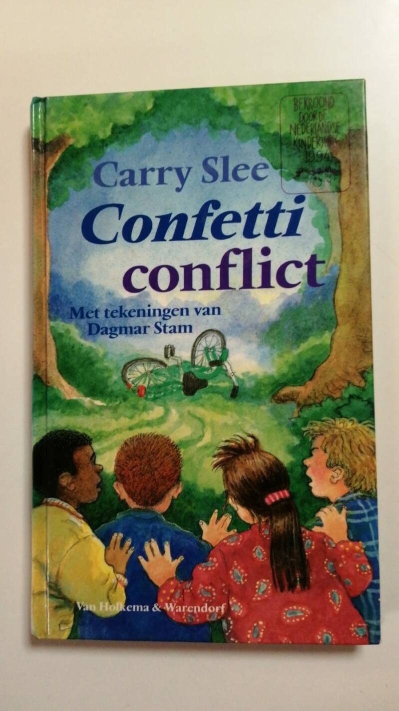Carry Slee Confetti conflict