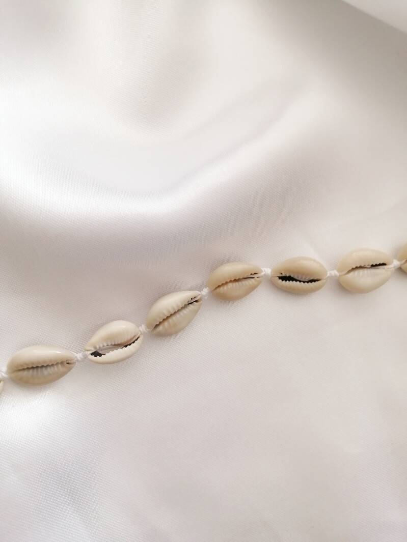 Shell White - Necklace