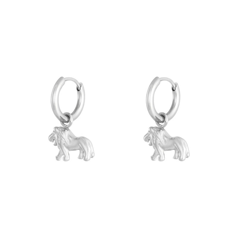 Earrings Lion King