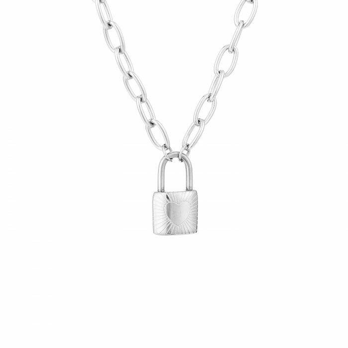 Heart Chain Naecklace