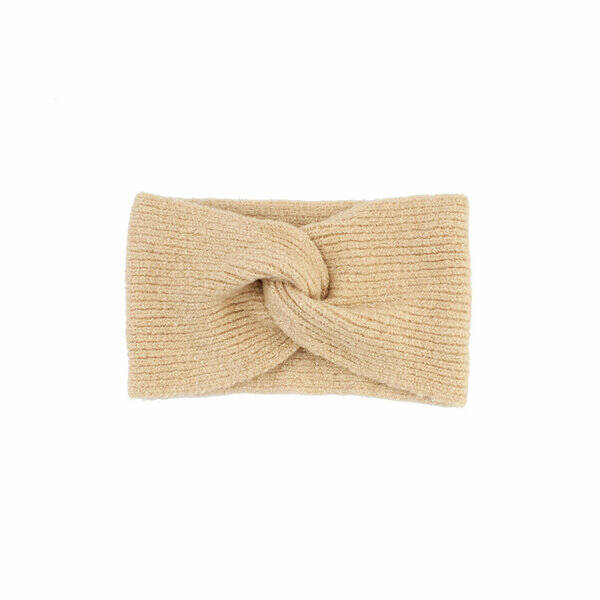 Hairband Winter Glam - Beige