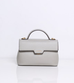 ALIX & BAXTER BELLA BAG LIGHT GREY
