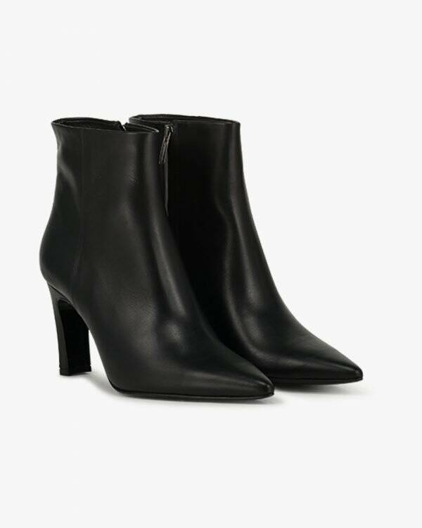 ANOTHER LABEL ELIN ANKLE BOOT BLACK