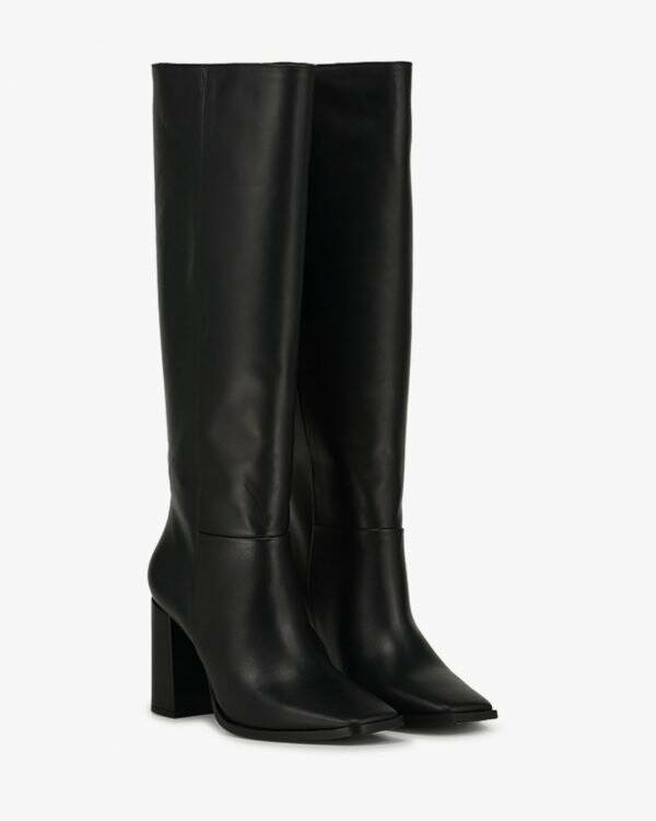 ANOTHER LABEL LISE BOOT LONG BLACK