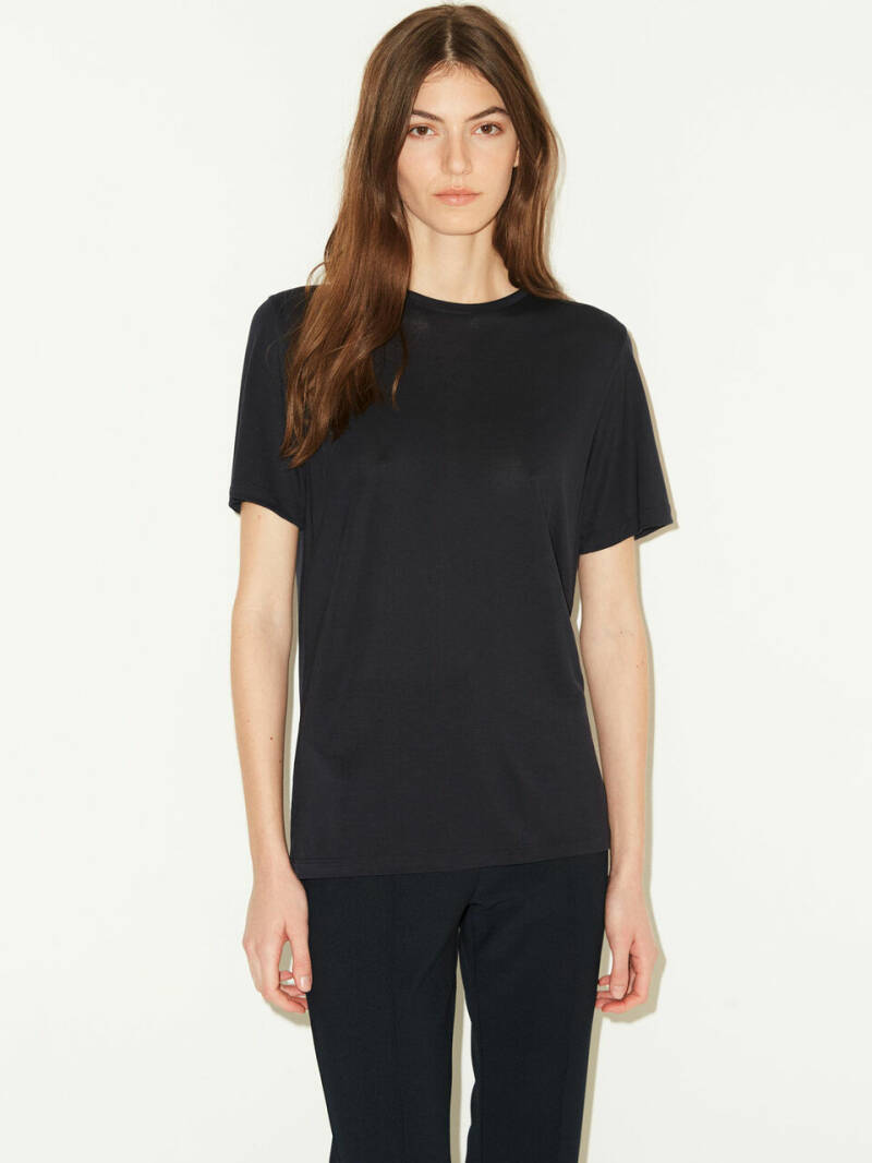 BY MALENE BIRGER AMATTA T-SHIRT NAVY