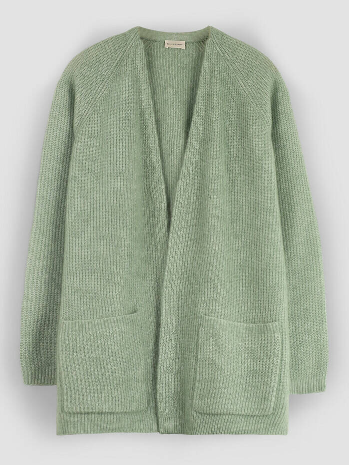 BY MALENE BIRGER BELINTA KNIT SOFT GREEN