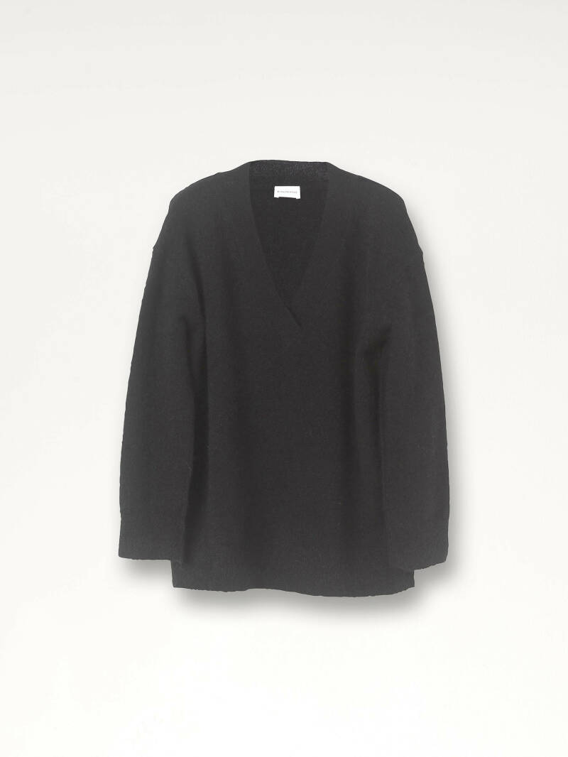 BY MALENE BIRGER BISANA KNIT SWEATER