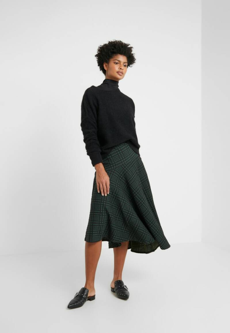 BY MALENE BIRGER CAROX SKIRT GREEN