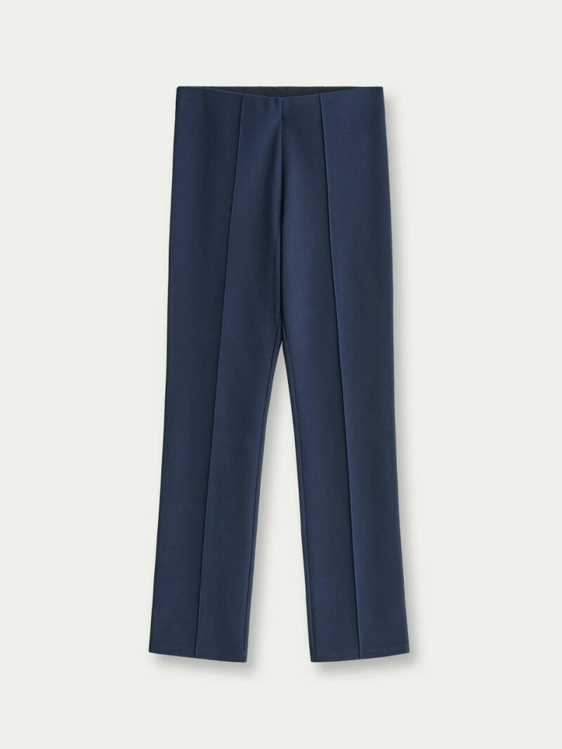 BY MALENE BIRGER CHRISTAH TROUSERS NAVY