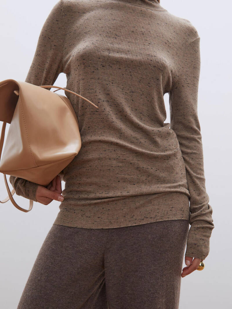 BY MALENE BIRGER NILAH TURTLE CLAY