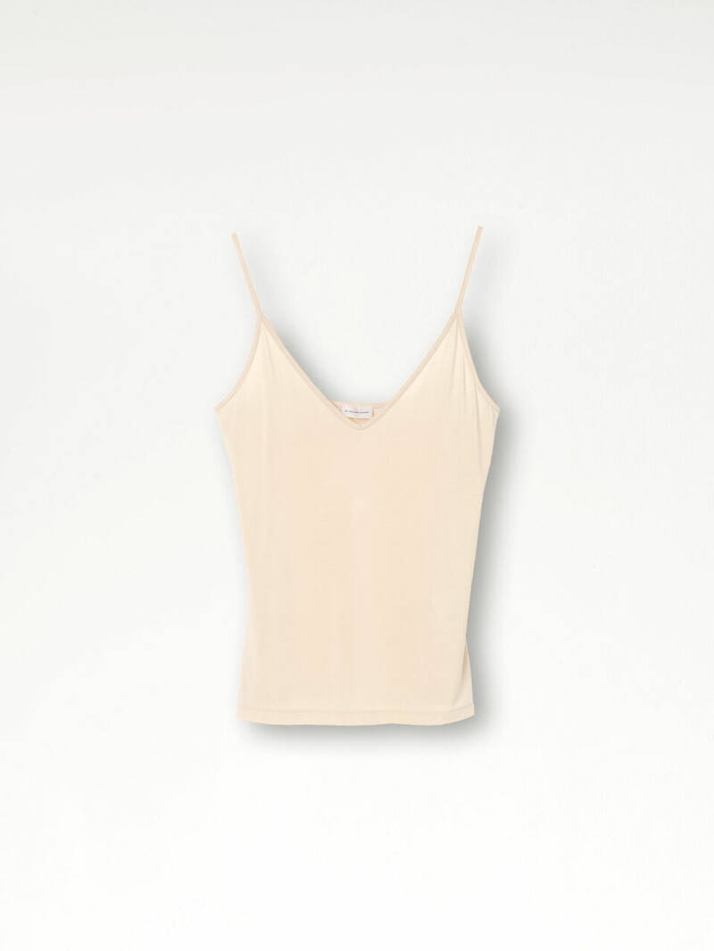 BY MALENE BIRGER CAMISOLE CHAMPAGNE