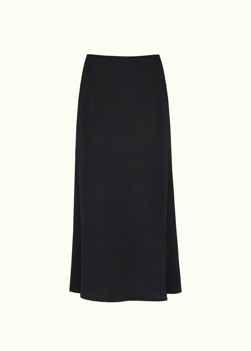CLUB L'AVENIR OLIVIA SILK SKIRT