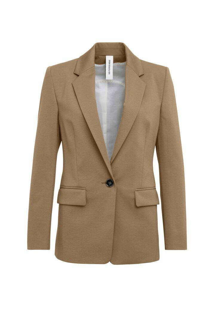 DRYKORN ATLIN BLAZER LIGHT BEIGE