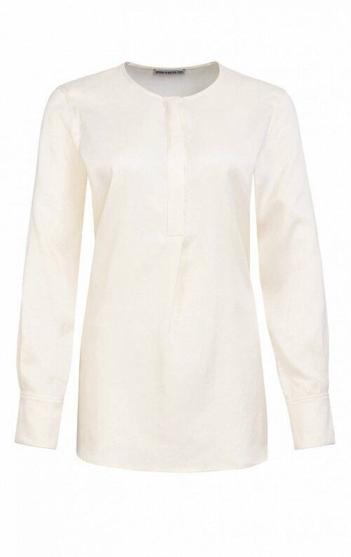 DRYKORN CHIWA BLOUSE OFF WHITE