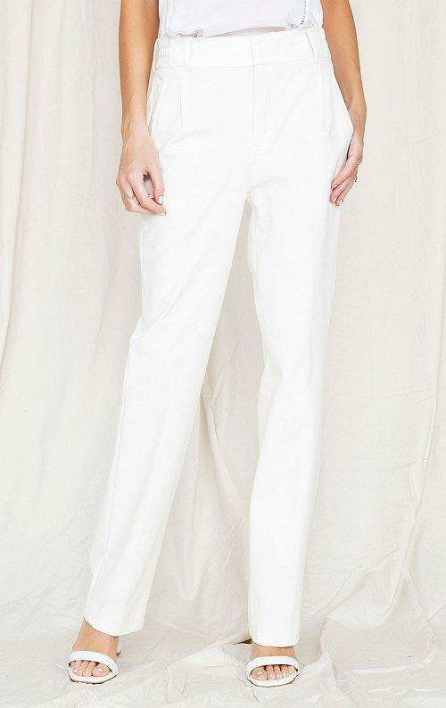 DRYKORN ESSAY PANTS CREAM