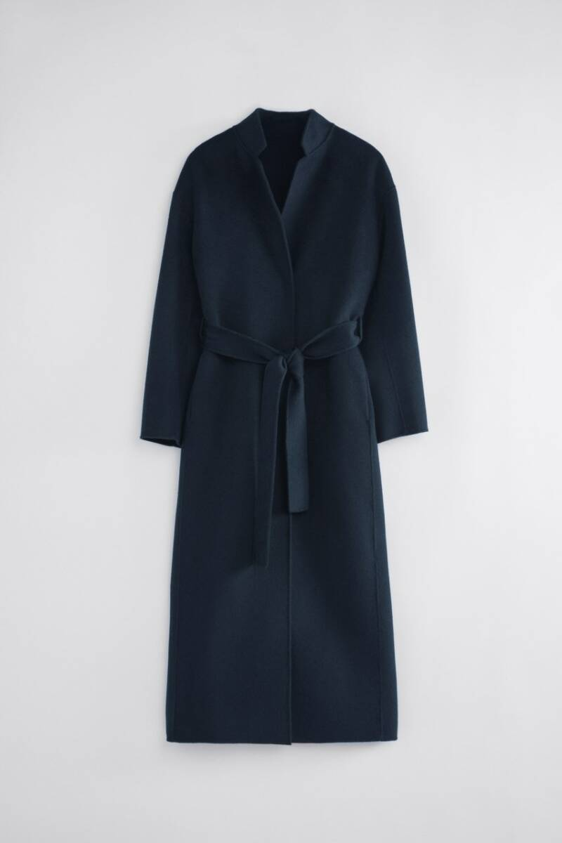 FILIPPA K ALEXA COAT NAVY