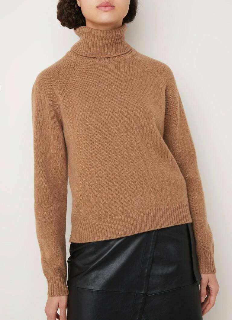 FILIPPA K KATHLEEN SWEATER DARK KHAKI