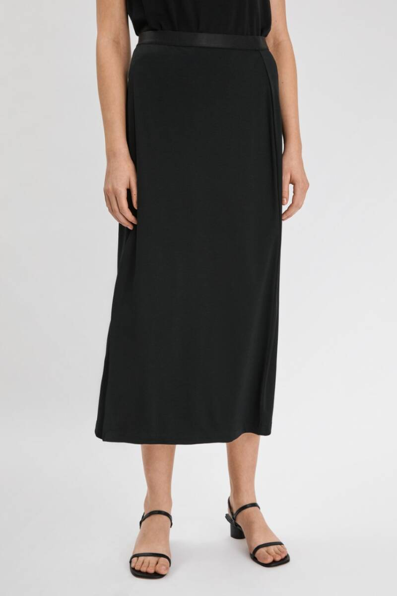 FILIPPA K VIOLA SKIRT BLACK