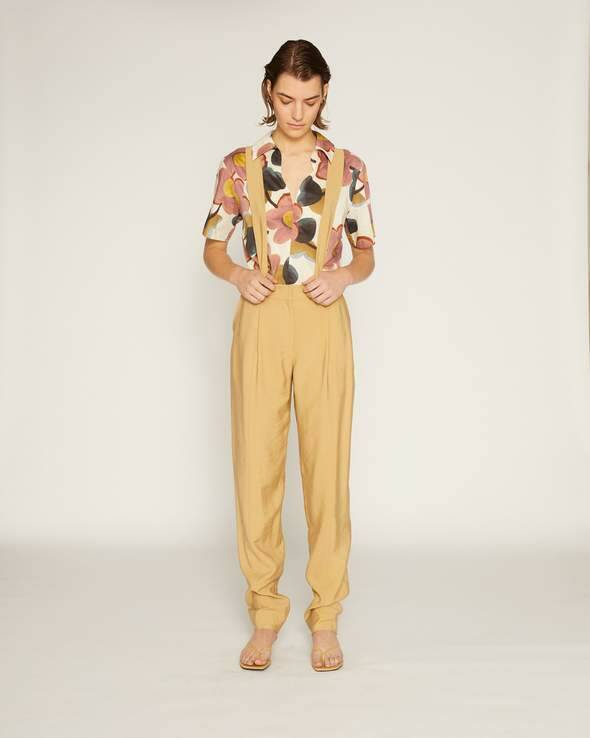 RUE BLANCHE CAYOU PANTS SAND