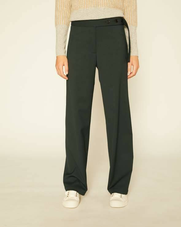 RUE BLANCHE MOORE PANTS GREEN
