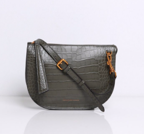 SMAAK LUCY BAG ARMY GREEN