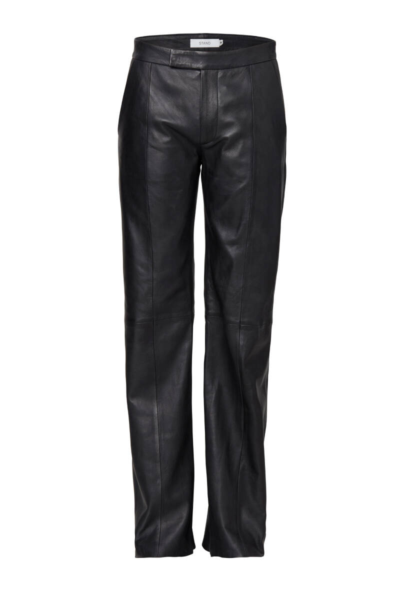 STAND POLINE LEATHER PANTS
