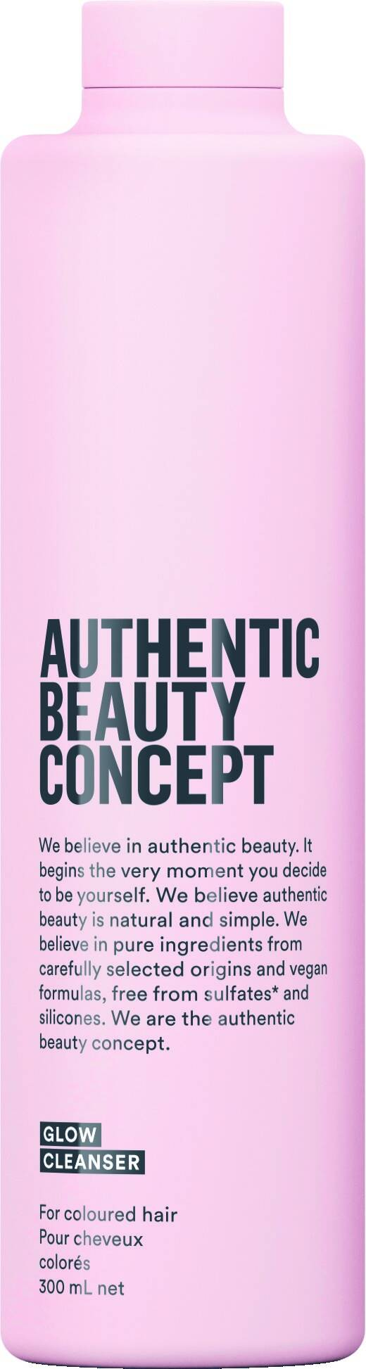 Authentic Beauty Concept Glow Cleanser  (shampoo) 300ml
