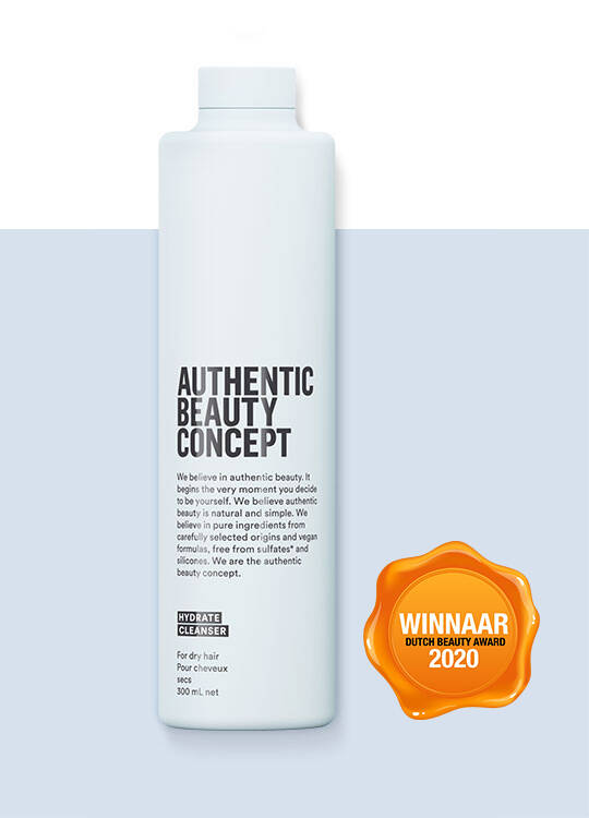 Authentic Beauty Concept Hydrate Cleanser (shampoo)  300ml